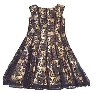 Dresses & Skirts - NWOT Black Lace Dress
